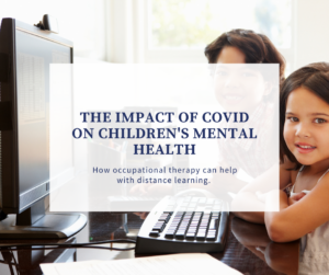 picture of impact of covid on mental health